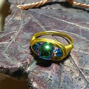 Aroma on the Rocks Ring